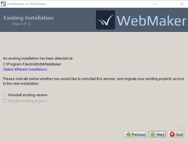 WebMaker Documentation - hyfinity® - Designing Web Pages